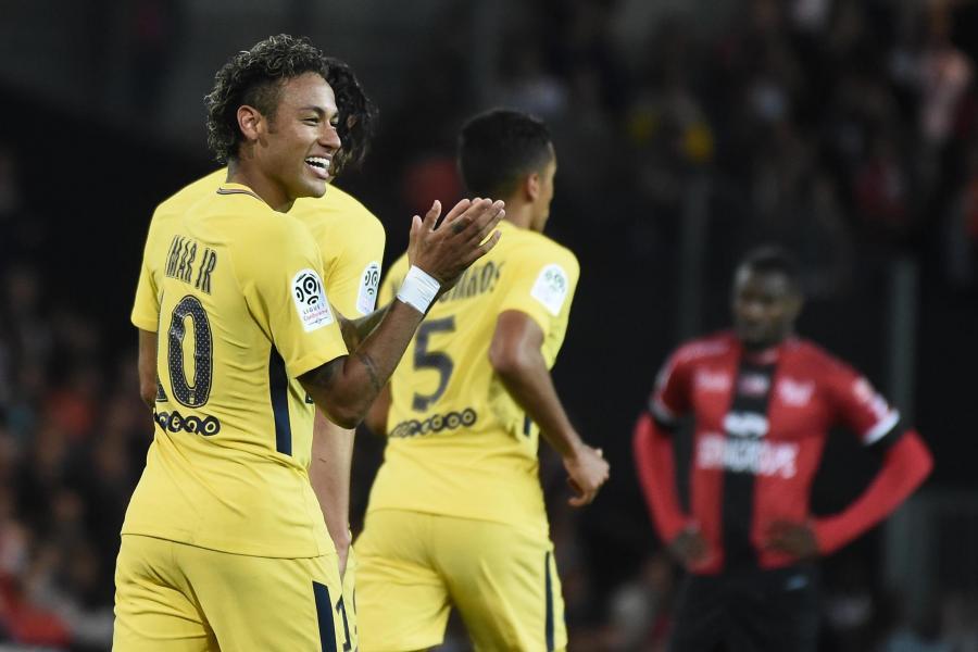 Neymar nói gì trong ngày ra mắt hoành tráng? - Bóng Đá