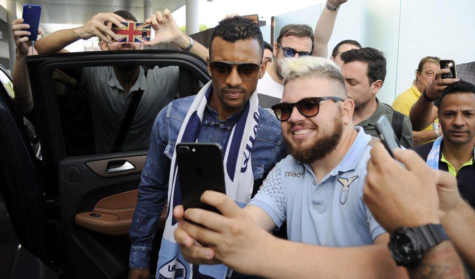 Ảnh Nani ra mắt Lazio - Bóng Đá
