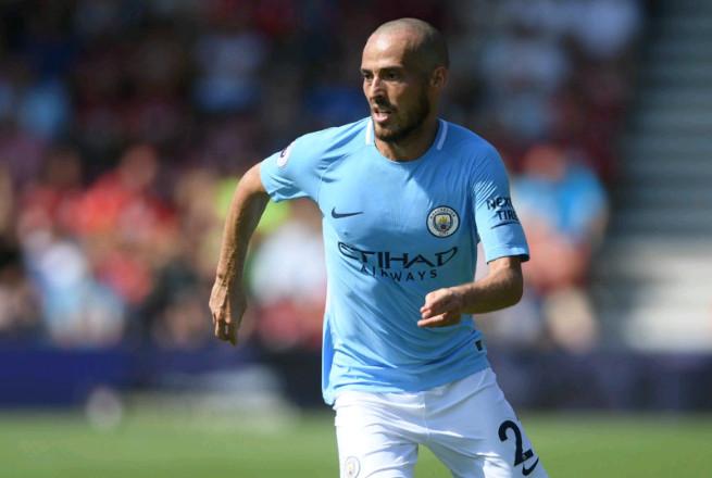 David Silva gia hạn với Man City - Bóng Đá