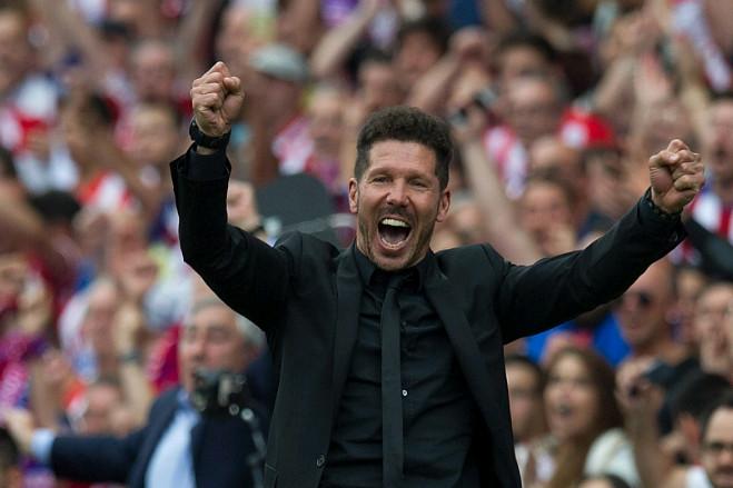 CHÍNH THỨC: Atletico trói chân Simeone đến 2020 - Bóng Đá