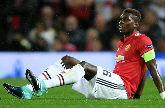 Mourinho XÁC NHẬN chấn thương của Paul Pogba - Bóng Đá