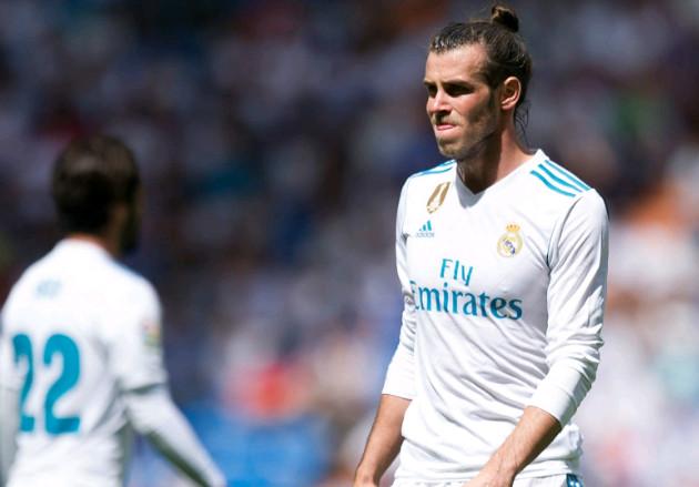 Bị CĐV ghẻ lạnh, Bale phản ứng ra sao? - Bóng Đá