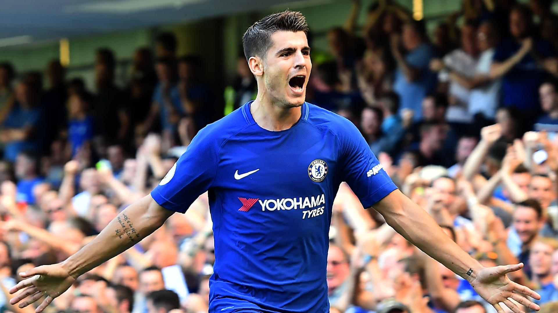Cựu sao Chelsea đánh giá cao Lukaku hơn Morata - Bóng Đá