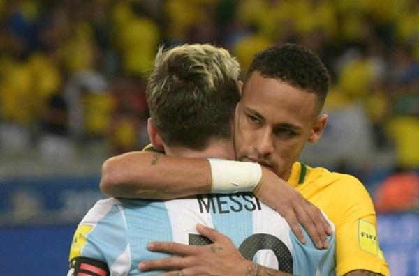 Messi kịp dự World Cup, Neymar phản ứng ra sao? - Bóng Đá