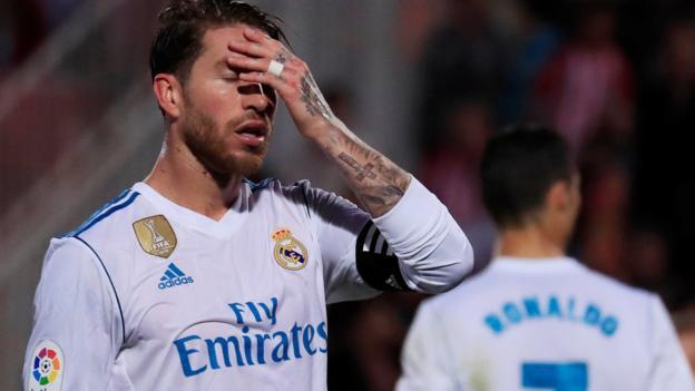 Chơi xấu Messi, Ramos nhận