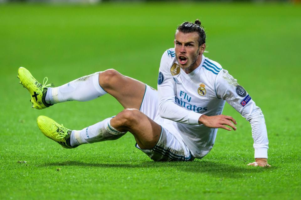 Gareth Bale lại chấn thương, ngồi ngoài 1 tháng - Bóng Đá