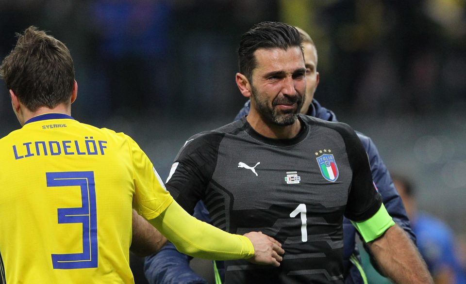 Không chỉ Buffon, loạt danh thủ này cũng từng khóc như những đứa trẻ - Bóng Đá