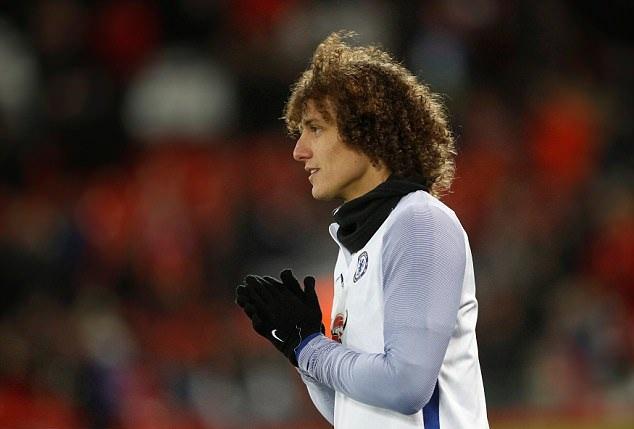 Real trải thảm đỏ rước David Luiz - Bóng Đá