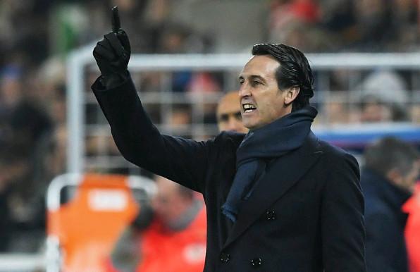 PSG thua trận đầu, Unai Emery nói gì? - Bóng Đá