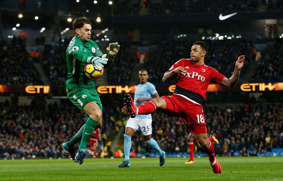5 điểm nhấn Man City 3-1 Watford - Bóng Đá