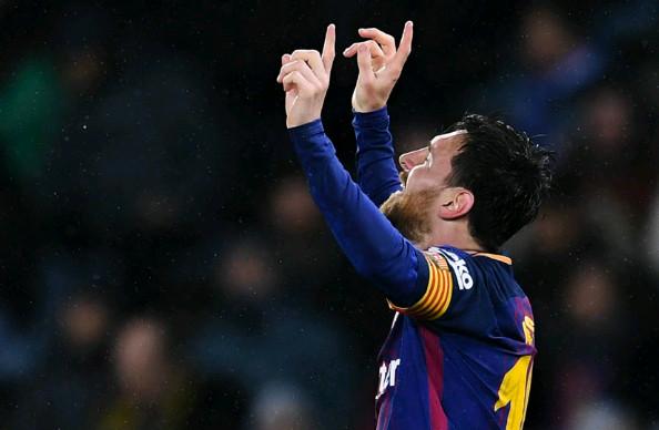 Barca đại thắng, Messi phá luôn kỉ lục của Gerd Muller - Bóng Đá
