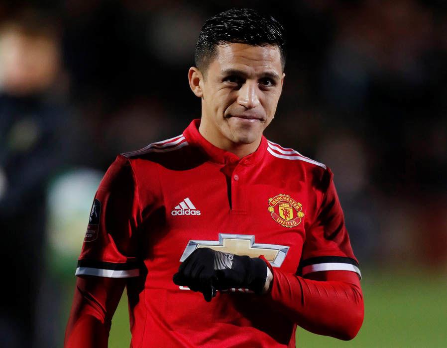 Mourinho khen Sanchez nức nở trong ngày ra mắt - Bóng Đá