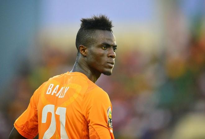 Bailly có những một chút ngây ngô của người Abidjan. Ảnh: Internet.