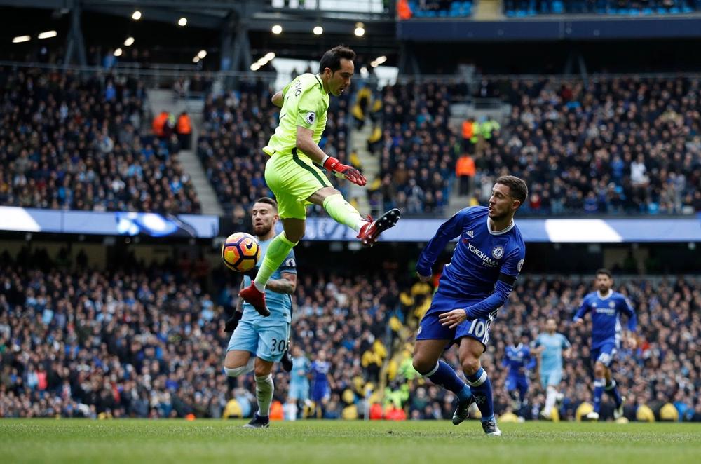 Man City đấu Với Chelsea: Costa Truyền Cảm Hứng, Chelsea Ngược Dòng Thắng đẹp