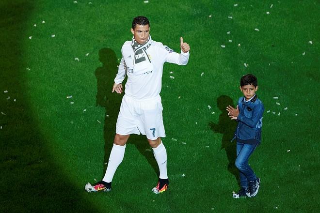 Ronaldo: 'Tôi không thần tượng ai cả'