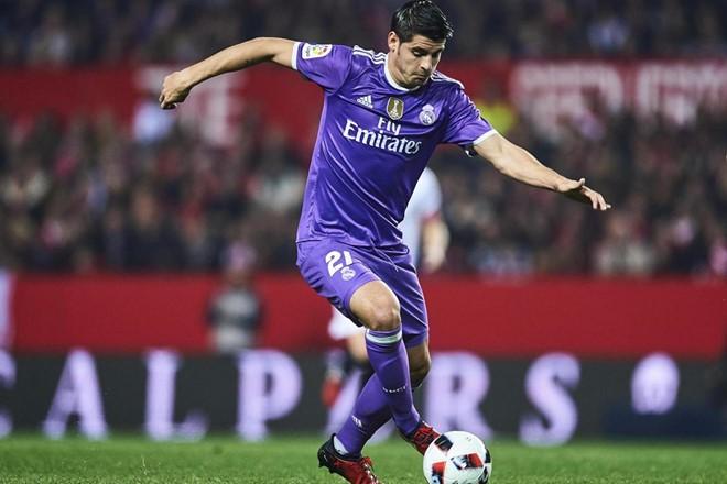 Chelsea cùng lúc nhắm Morata và Lukaku thay Diego Costa