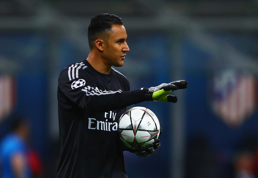 Real Madrid đang khốn đốn vì thủ môn
