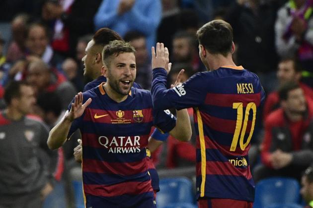 Messi ngăn Barca bán Alba cho MU