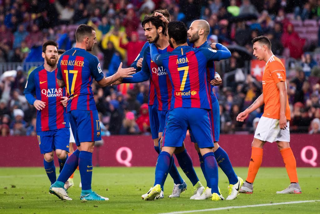 """Barcelona – """"máy ghi bàn"""" xuất sắc nhất châu Âu"""