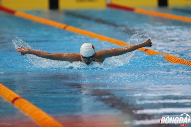 Trực tiếp SEA Games 29 (21/08): Chờ Ánh Viên giành vàng - Bóng Đá