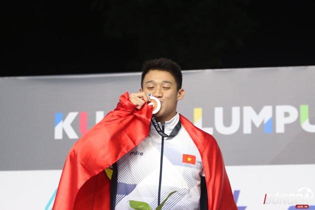 Trực tiếp SEA Games 29 (21/08): Ánh Viên giành HCV 100m ngửa nữ - Bóng Đá