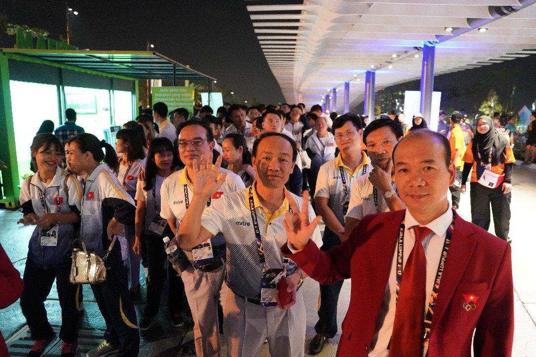 Trực tiếp lễ bế mạc SEA Games 29: Hẹn gặp lại tại Philippines 2019 - Bóng Đá