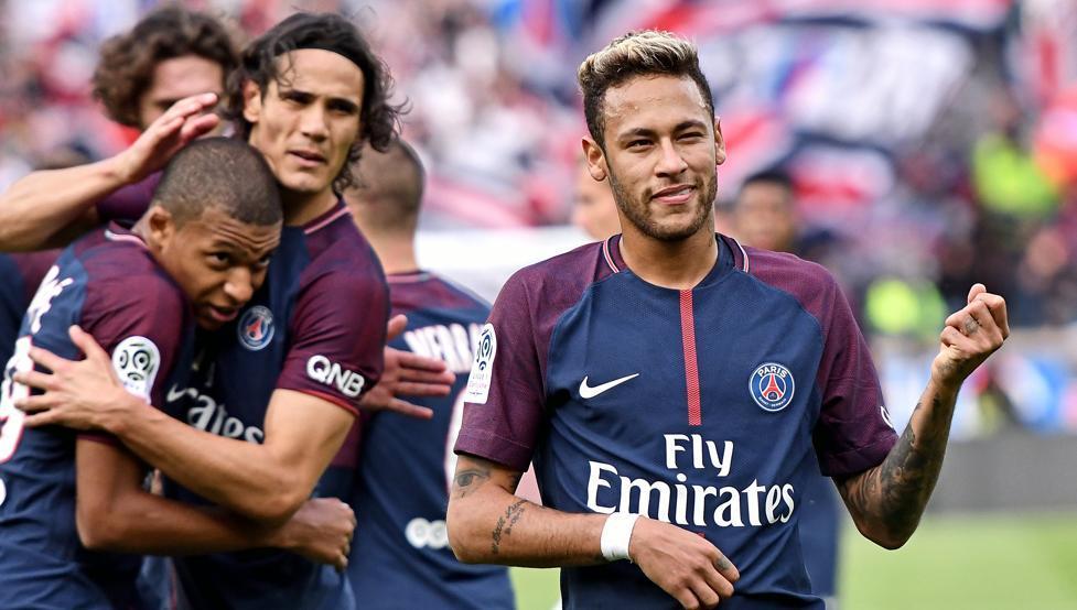Với bộ ba MCN, PSG đạt tỷ lệ ghi bàn tốt nhất châu Âu