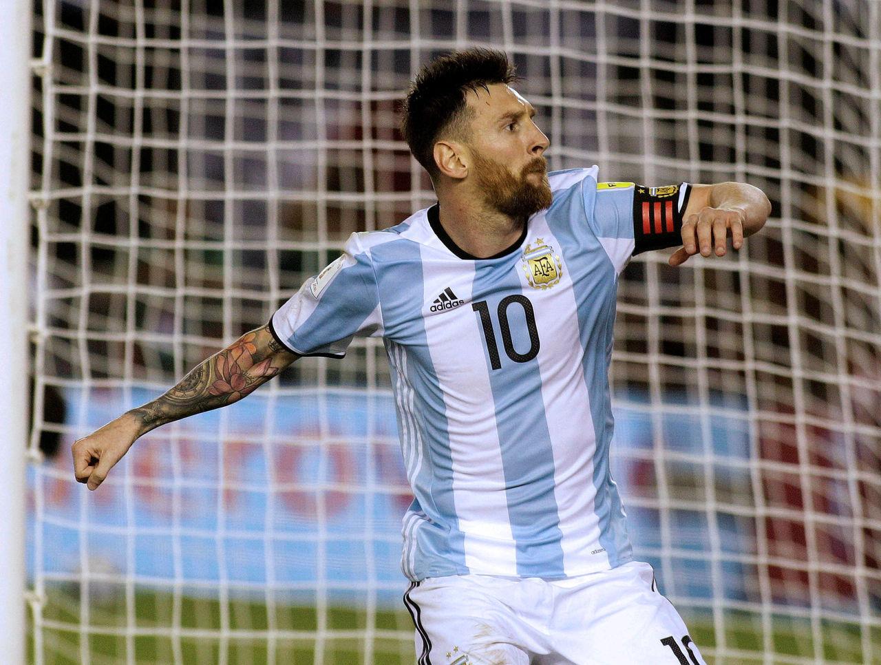 """""""Argentina cần có Messi để dự World Cup 2018"""""""