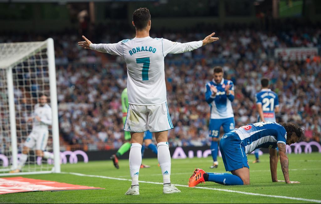 """Getafe là """"mồi ngon"""" của Ronaldo để giải hạn"""