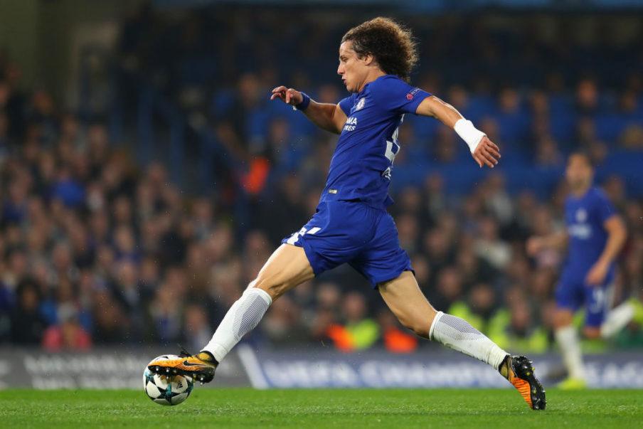 David Luiz - 'Cậu bé 8 tuổi' không chịu lớn! - Bóng Đá