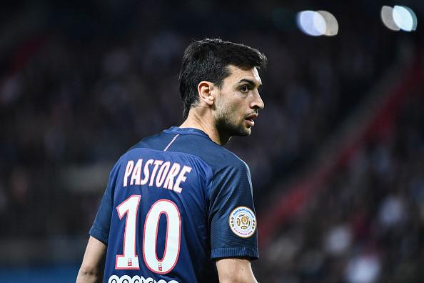 Lý do Pastore mặc áo số 10 của Neymar
