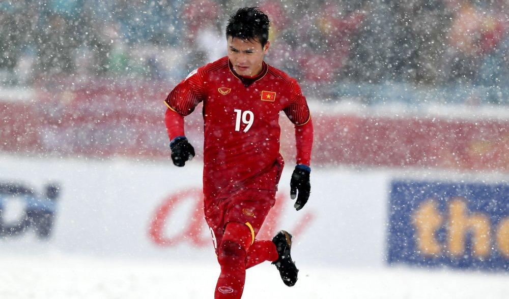 Quang Hải giật giải bàn thắng đẹp nhất U23 Châu Á.  - Bóng Đá