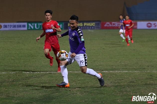 Văn Đại lập công, Hà Nội FC thắng tối thiểu Hải Phòng - Bóng Đá