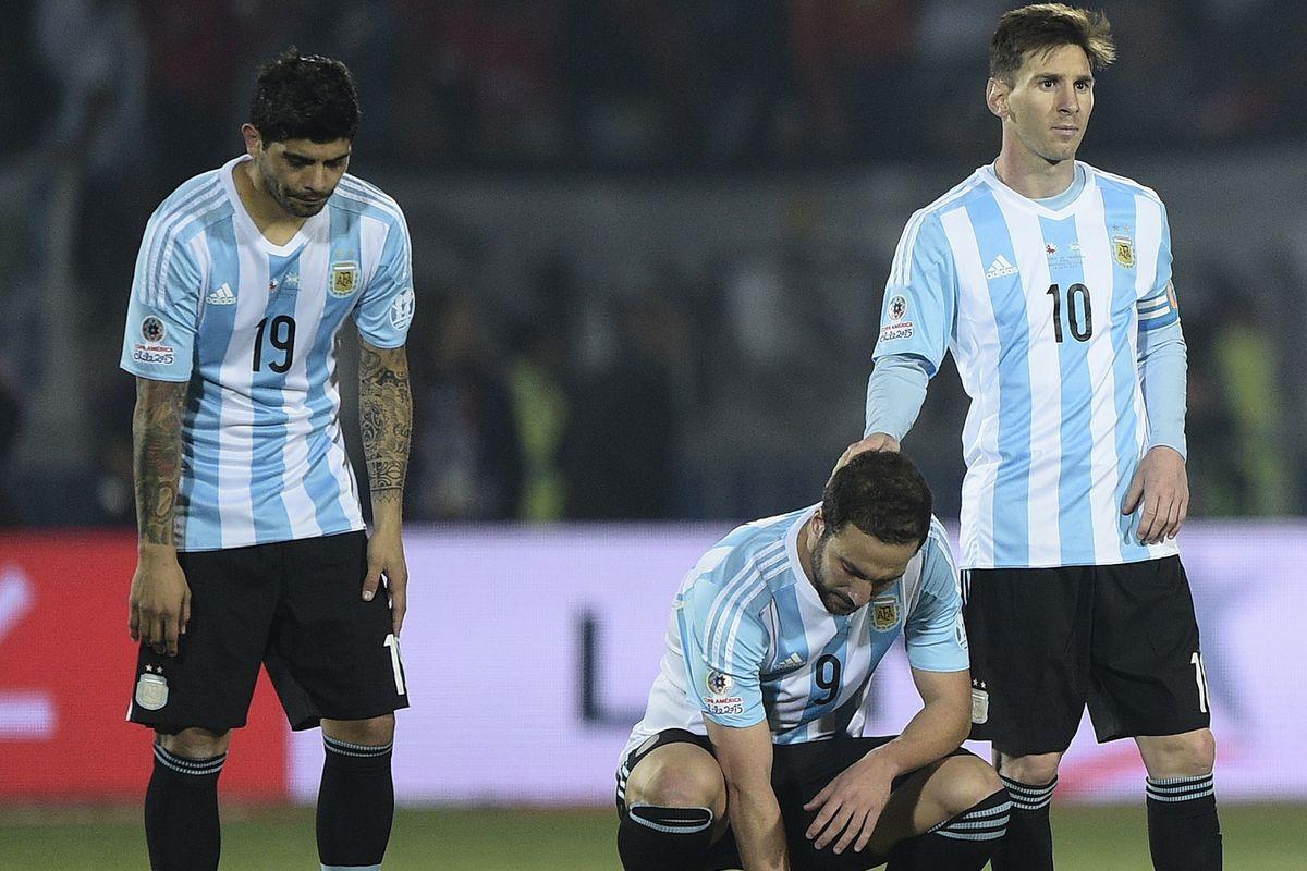 Argentina sẽ tiếp tục khóc hận nếu tin dùng Higuain