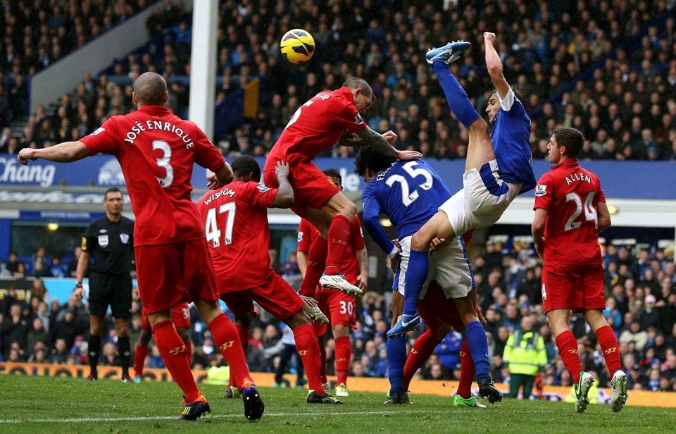 Derby Merseyside: Everton vs Liverpool