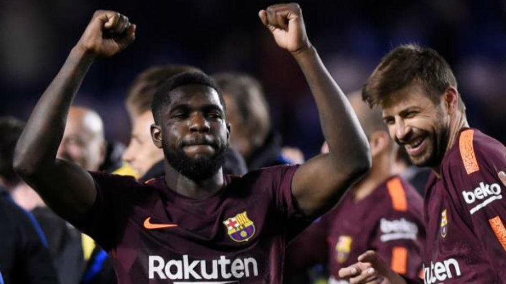 10 năm qua, Barca đã mua về 10 trung vệ - Bóng Đá