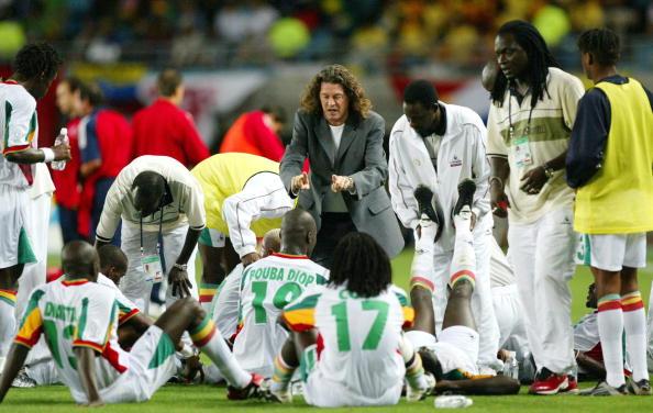 HLV Senegal muốn có thêm nhiều nhà cầm quân da đen ở World Cup - Bóng Đá