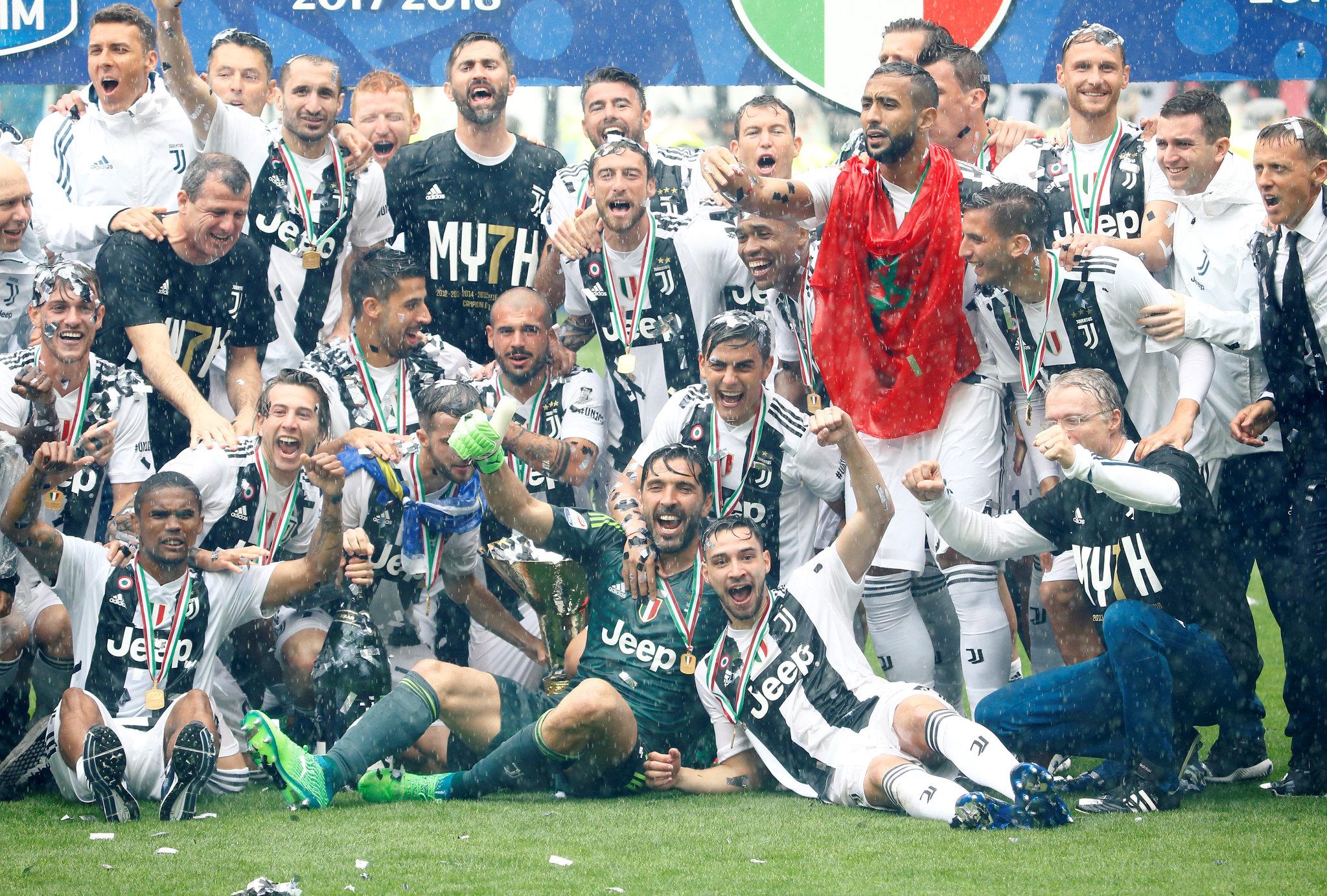 Juventus: Đã đến lúc vượt ra ngoài biên giới Italia - Bóng Đá