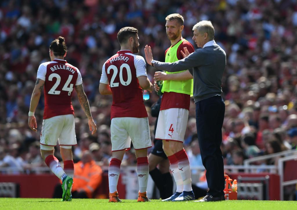 SỐC: Wenger từ chức là lỗi của cầu thủ Arsenal? - Bóng Đá