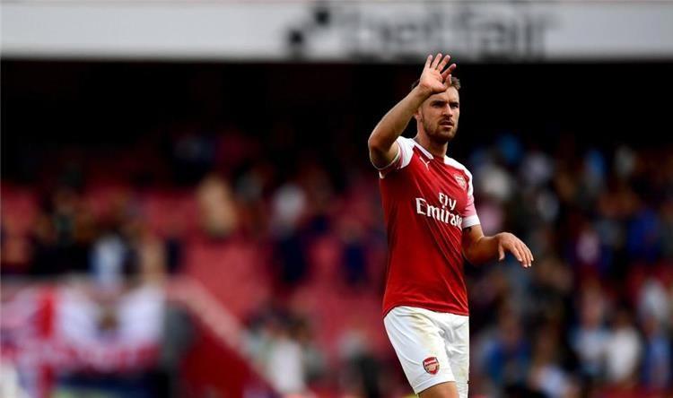 Arsenal chính thức thất bại trong việc giữ chân Aaron Ramsey - Bóng Đá