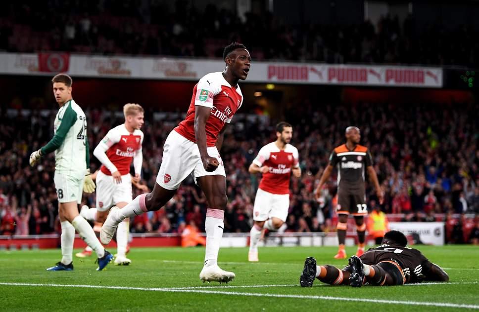 Arsenal đã tìm ra công thức chiến thắng từ hàng tiền vệ - Bóng Đá