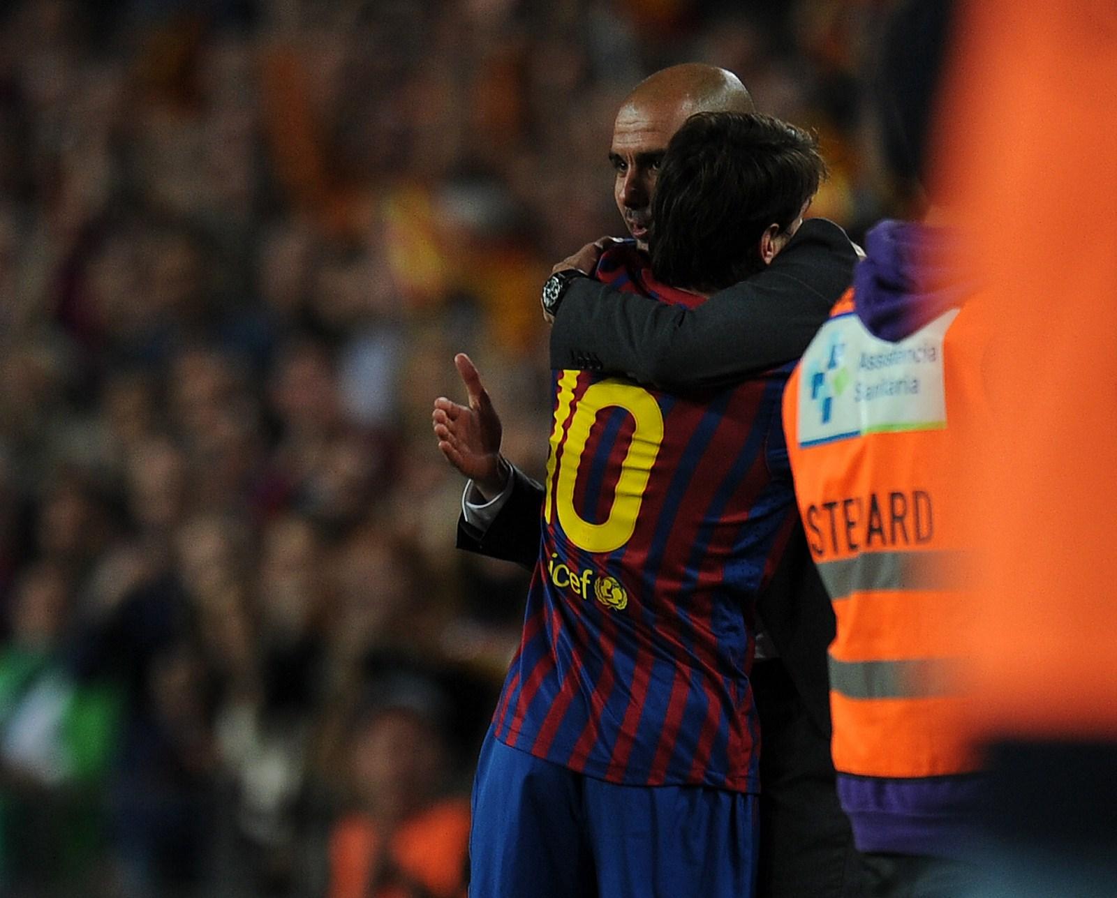 Tiết lộ: Guardiola ra tay, Man City vẫn thất bại trong nỗ lực chèo kéo Messi - Bóng Đá