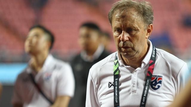 HLV Thái Lan xin rút kinh nghiệm hướng đến Asian Cup - Bóng Đá