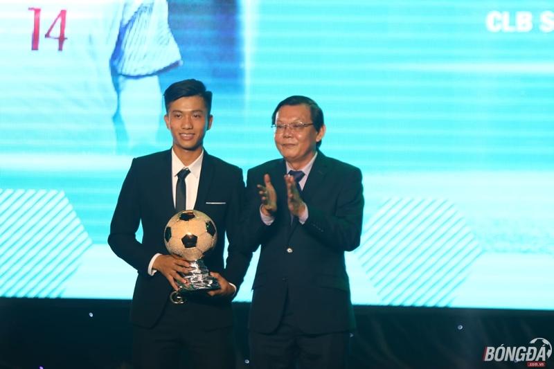 Trực tiếp quả bóng vàng Việt Nam 2018: Quang Hải cạnh tranh với Anh Đức, Công Phượng không vào top 3 - Bóng Đá
