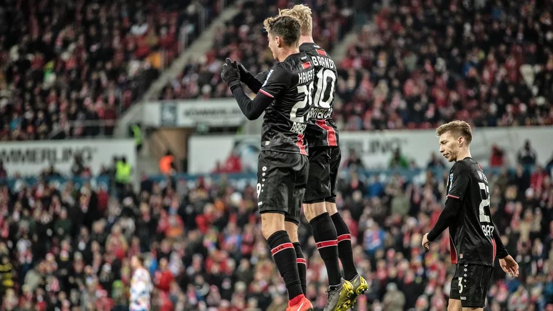 Sự hồi sinh của Leverkusen: Niềm cảm hứng Brandt, Havertz - Bóng Đá