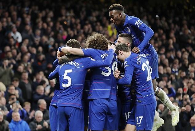 CHÍNH THỨC: Chelsea sẽ gặp Barcelona - Bóng Đá