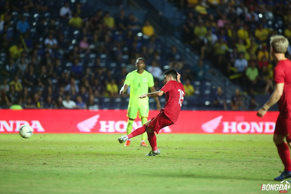 """Thi đấu ấn tượng tại King's Cup: ĐT Việt Nam đã thật sự vụt lớn thành """"Phù Đổng""""? - Bóng Đá"""