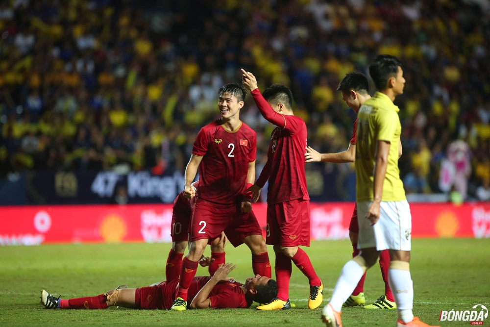 ĐT Việt Nam về nhì tại King's Cup: Giải mã thành công của thầy trò HLV Park Hang-seo - Bóng Đá