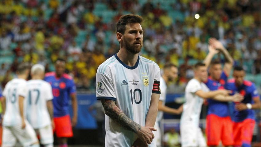 Messi bị phạt 1.500 USD: Trò đùa của Copa America? - Bóng Đá