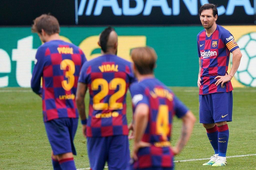 Sai lầm của Griezmann khiến Barca thêm hỗn loạn - Bóng Đá